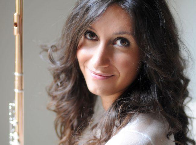Amalia Tortajada - Flauta